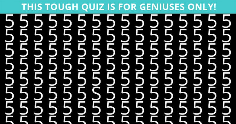 Only 10% Of People Can Nail This Odd One Out Test! Find Out If Your IQ Is High Enough To Pass This Challenge