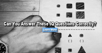 Can You Answer These Thoughtful IQ Questions Correctly?