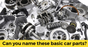 Are You Handy Enough To Name These Basic Car Parts?