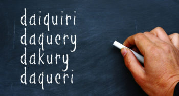 Can You Spell The Most Commonly Misspelled Words?
