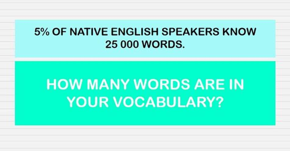 Only 5% Of Native English Speakers Can Complete This Grammar Test Without A Single Mistake!