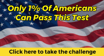 Surprising That Only 1% Of Americans Can Pass This Test. Will You?