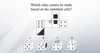 Only People With Superior Spatial Intelligence Can Pass This Test