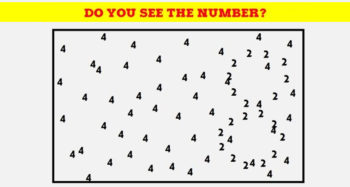 Only 1% Of The Population Possesses This Mathematical Vision, Do You?