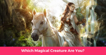 Which Magical Creature Are You?