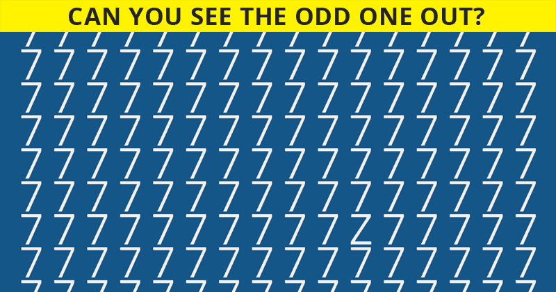This Visual Test Will Determine The Sharpness Of Your Eyesight In 60 Seconds