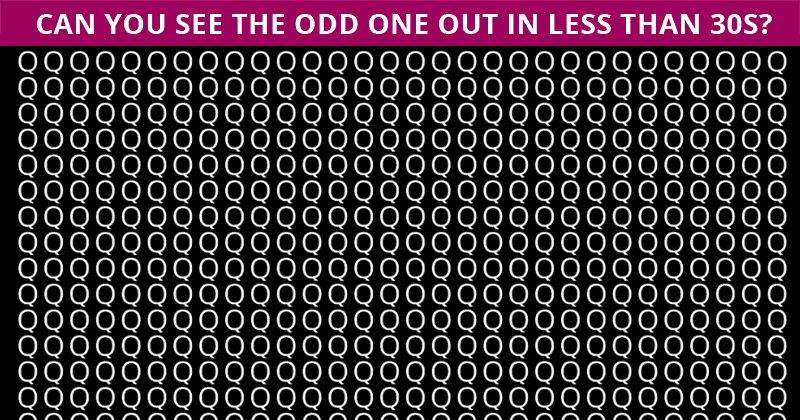 Nobody Scored 10/10 In This Impossible Odd One Out Visual Quiz
