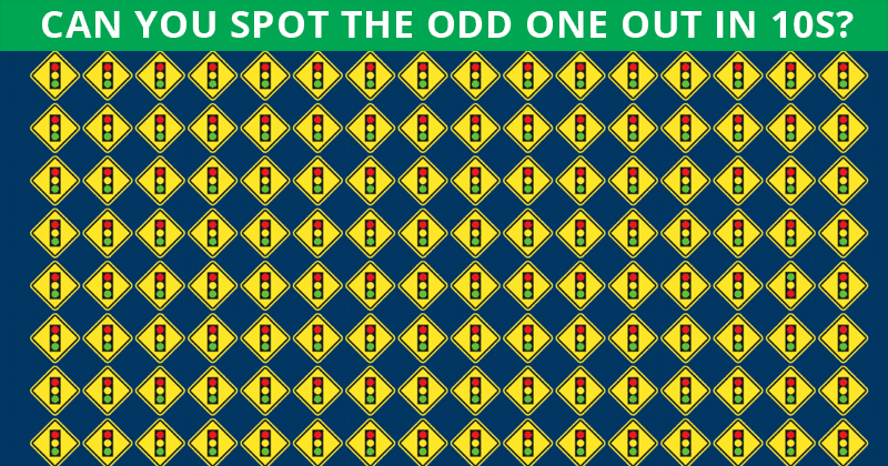 Only People With A High IQ Score Passed This Tricky Visual Perception Test