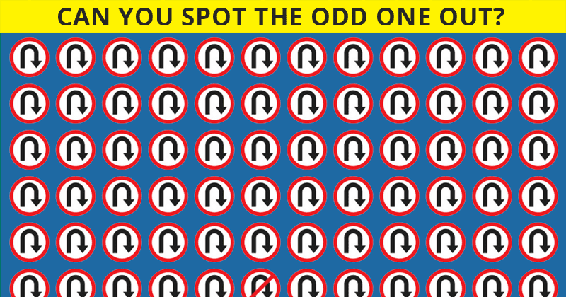 Eye Test: You've Got 30 Seconds To Find All 8 Odd Ones Out!