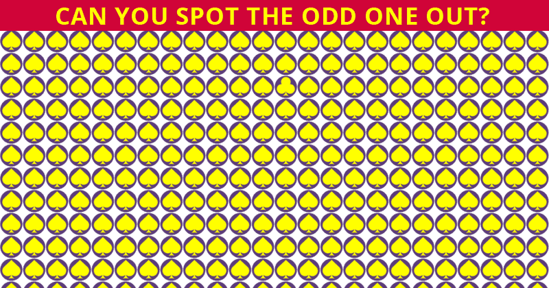 No One Can Score A Perfect Score On This Odd One Out Quiz Without Cheating. Prove Us Wrong?