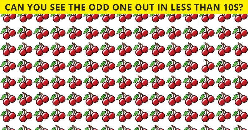 You Will Never Score More Than 50% In This Tricky Odd One Out Challenge