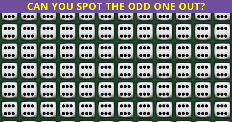 Only 1 In 50 People Can Achieve 100% In This Odd One Out Visual Game. Are You Up To The Task?