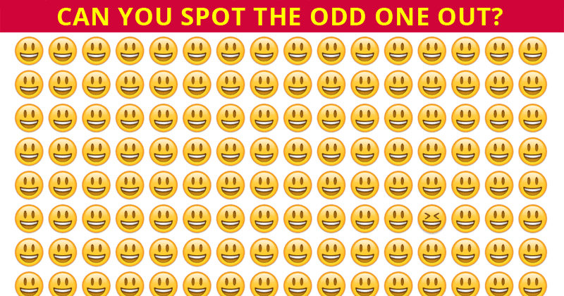 Only The Sharpest Visual Geniuses Can Pass This Test At Every Level!