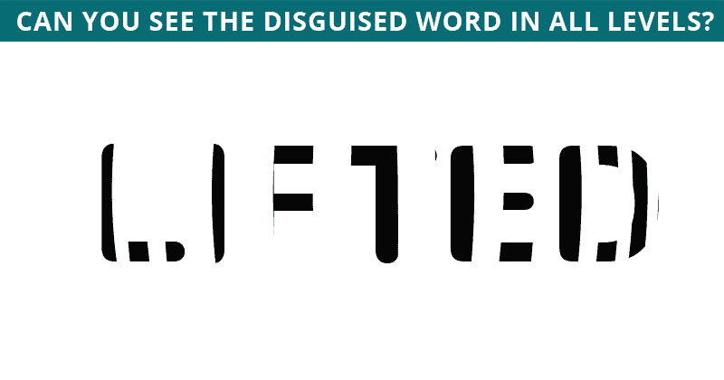 Only 1 In 30 Sharp-Eyed People Can Beat This Challenging Disguised Word Visual Challenge. How About You?
