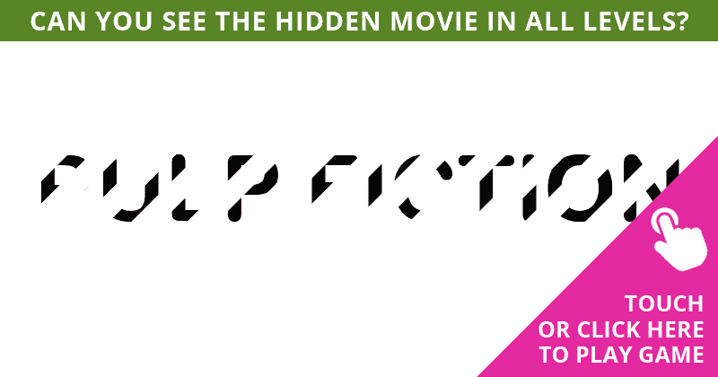 Try This Simple Hidden Movie Puzzle To Determine The Sharpness Of Your Vision