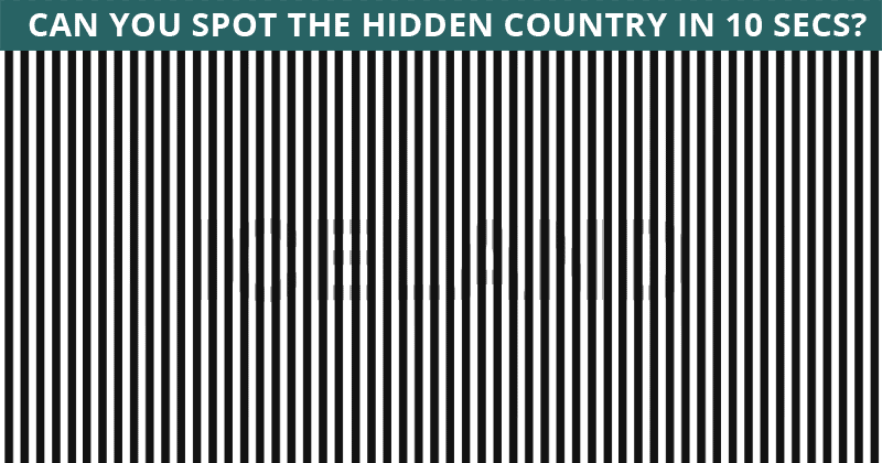 People Are Saying This Viral Hidden Country Game Is Impossible. Prove Us Wrong!