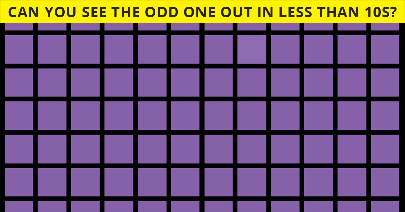 This Unique Color Test Reveals A Persons Visual Perception Abilities