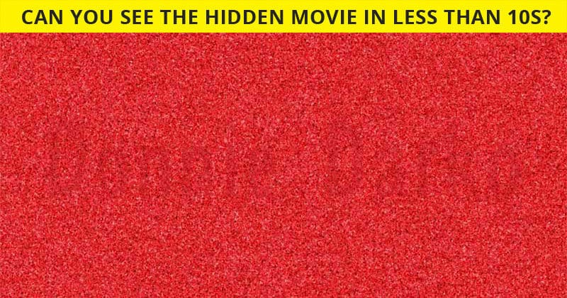Can You Identify The Hidden Movie Titles In This Difficult Test?
