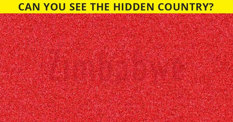 You're A Genius If You Get 10/10 In This Countries Visual Perception Test!