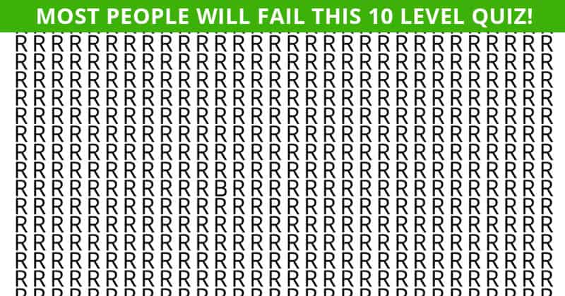 Almost No One Can Achieve 100% In This Difficult Odd One Out Puzzle. How About You?