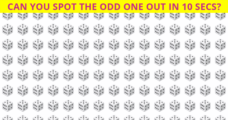 Only 1 In 30 People Can Achieve 100% In This Difficult Odd One Out Visual Challenge. How About You?