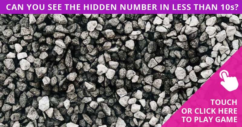 Only 1 In 30 People Can Beat This Difficult Hidden Number Puzzle. How About You?